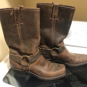 Women's frye boots